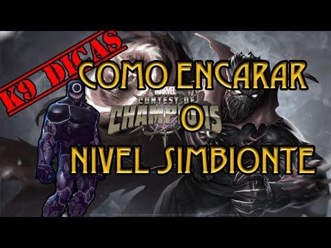 K9 Dicas: Quais Melhores Buffs Para Vencer o NÍVEL SIMBIONTE - Marvel Torneio de Campeões