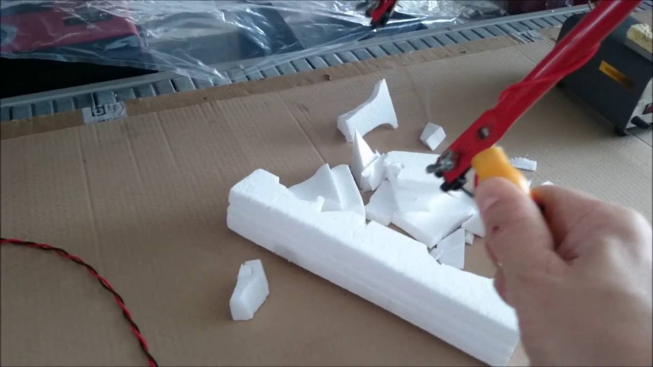 Schema Elettrico Per Taglia Polistirolo : Costruire un taglia polistirolo con pochi euro zoda design