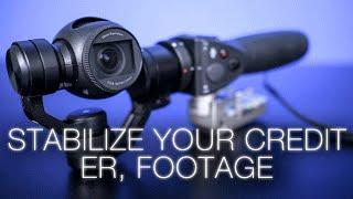 DJI Osmo Handheld Gimbal Camera Review