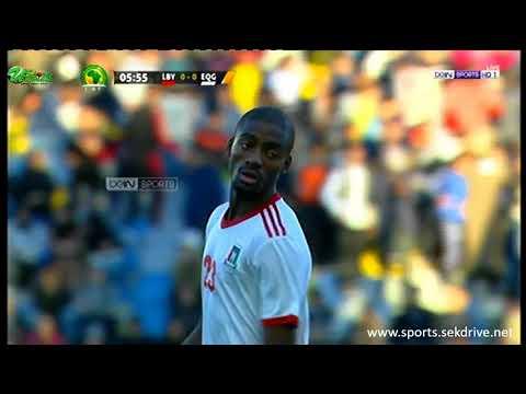 Libya vs Equatorial Guinea First half