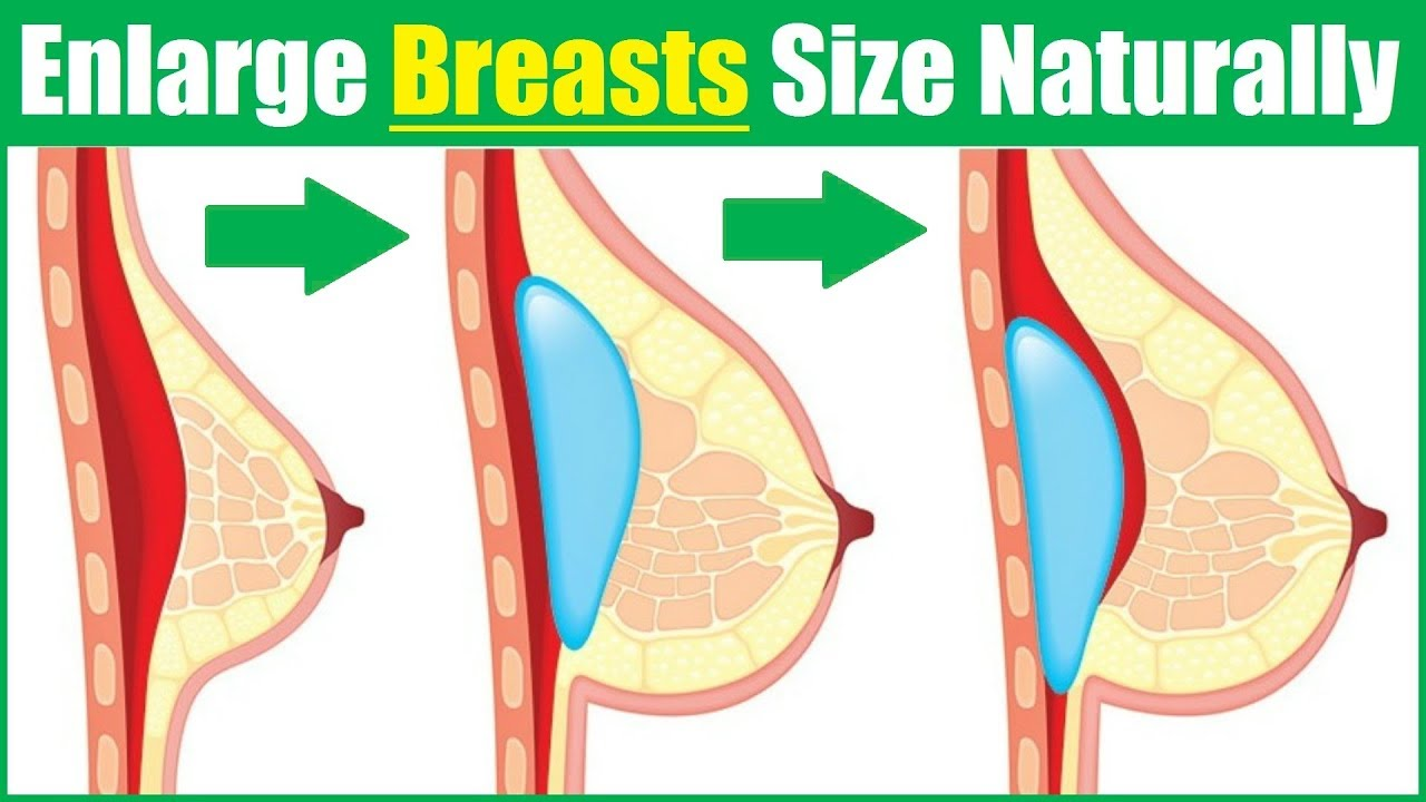 Image result for increase breast size