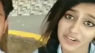 Priya variyar dubsmash