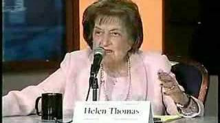 Helen Thomas on the Media