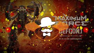 Defqon.1 Weekend Festival 2018 Anthem Project One - Maximum Force (Bass Boosted)(HD)