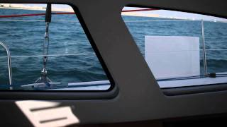 Multihull: Catamaran Outremer 49 ride and walk-around