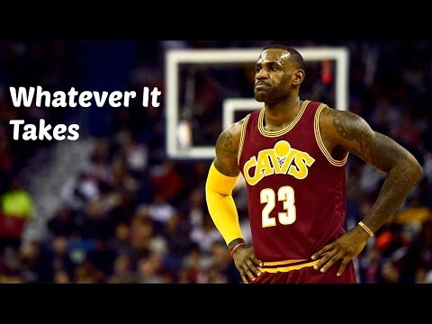 LeBron James 2017 Playoff Mix - Whatever It Takes