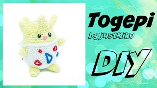 Togepi häkeln 🍬 *Do it Yourself* Amigurumi   Pokémon Woche 2