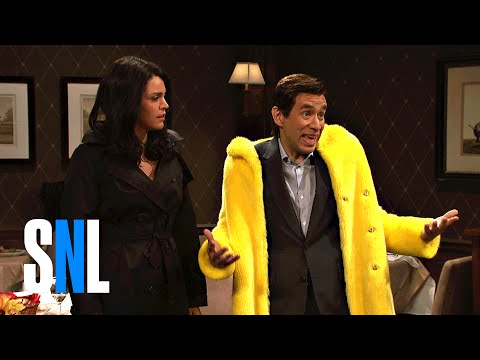Cut for Time: Coat Check Fred Armisen  SNL