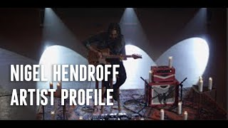 About Nigel Hendroff - Jackson Audio