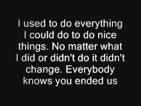Buzzkill -Luke Bryan (lyrics)