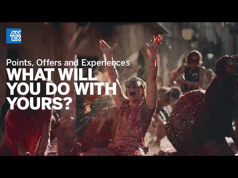 American Express – What Will You Do With Yours 2020?