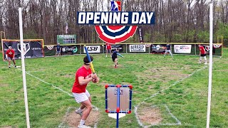 2021 OPENING DAY | Cobras vs. Gators | MLW Wiffle Ball