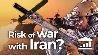 The problem with IRAN and the OIL TANKERS - VisualPolitik EN