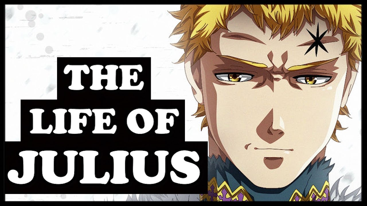 The Entire Life Of Wizard King Julius Novachrono Black Clover Explained Youtube Did you scroll all this way to get facts about julius novachrono? the entire life of wizard king julius novachrono black clover explained
