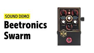 Beetronics Swarm - Sound Demo (no talking)