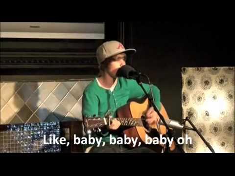 "Justin Bieber - ""Baby"" Lyrics On Screen New Song (HD)"