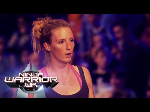 Saskia Smashes the Course | Ninja Warrior UK