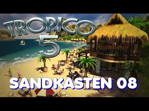 TROPICO 5 - Sandkasten #08 [PC][HD+][Deutsch] |