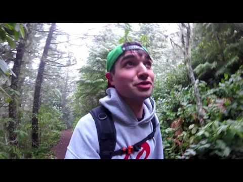 Mt. Walker: Trail #894. Olympic Mountain Range