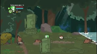 Castle Crashers Remastered Green Knight 001