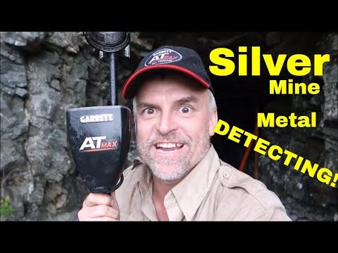 Deep Mine: Silver Ore Metal Detecting