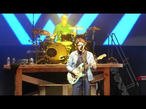 """Feels Like Summer"" Weezer@Merriweather Post Pavilion Columbia, MD 5/14/17"