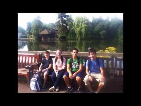 summer school 2013 uk
