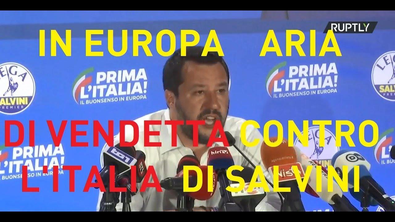 Fulvio Scaglione: In Europa aria di vendetta contro  l'Italia di Salvini