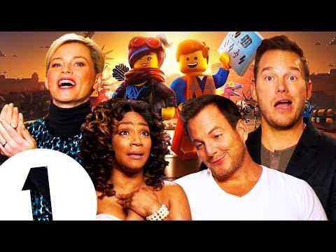 """Pew Pew Pew!"" 💥 Chris Pratt & The Lego Movie 2 cast get awesome! Again! Mp3"