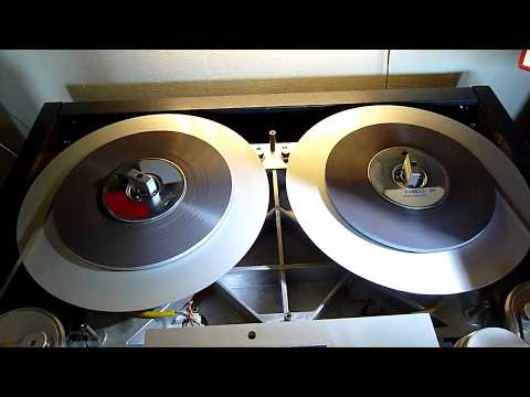 Studer A80/R tape path alignment after bearing replacement
