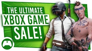 Biggest Xbox Sale Ever! Grab A Deal On Over 700 Games