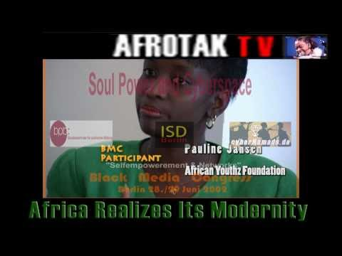 AFRIKA in Berlin Black Diaspora Media Afrika in Berlin Bonn African Youth Foundation AYF ADLER