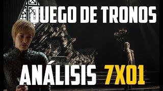 JUEGO DE TRONOS   ANÁLISIS DEL EPISODIO 7x01: ¿EMPEZAMOS?