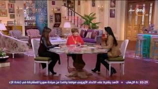 السفيرة عزيزة - برنامج السفيرة عزيزة يطلق حملة