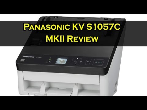 Panasonic KV S1057C MKII Review