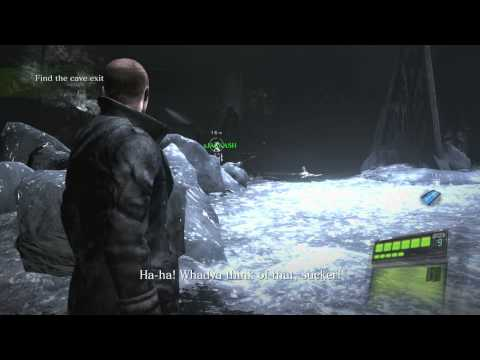 Resident Evil 6 Jake Campaign Chapter 2 Part 3