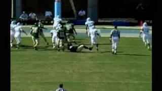 2007 Citadel Football Highlights: Part 4
