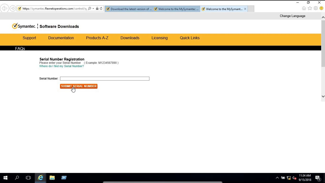 Downloading symantec endpoint protection manager (Hindi)