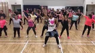 Robarte un beso - Carlos Vives & Sebastian Yatra ft. Vitor Silva |Zumba Fitness|