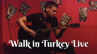 Walk in Turkey by Don Dom   Acoustic Guitar with Loop Station   Live Performance
