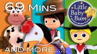 Learn with Little Baby Bum | Yankee Doodle | Nursery Rhymes for Babies | Songs for Kids