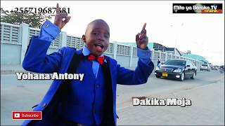 Dakika Moja -Mtoto anayeimba Injili YOHANA ANTONY