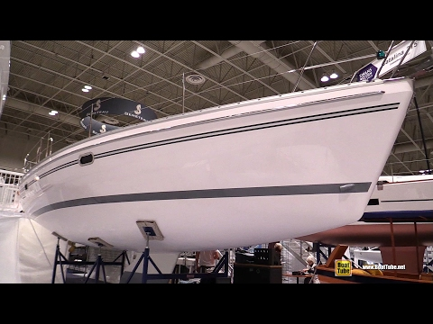 2017 Catalina 315 Sailing Yacht - Walkaround - 2017 Toronto Boat Show