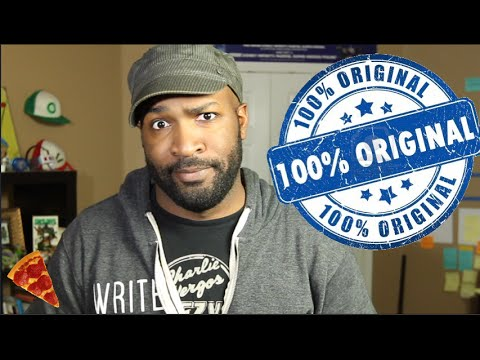 How To be Original : Thoughts on Originality