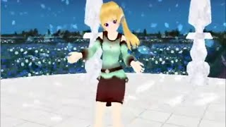 MMD Packaged English Dubbed