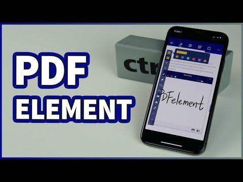 PDFelement: Una Delle Migliori App Per Lettura E Modifica PDF
