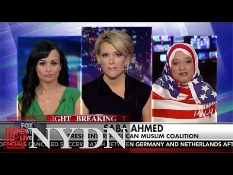 Muslim Woman Attacked Online After Wearing American Flag Hijab