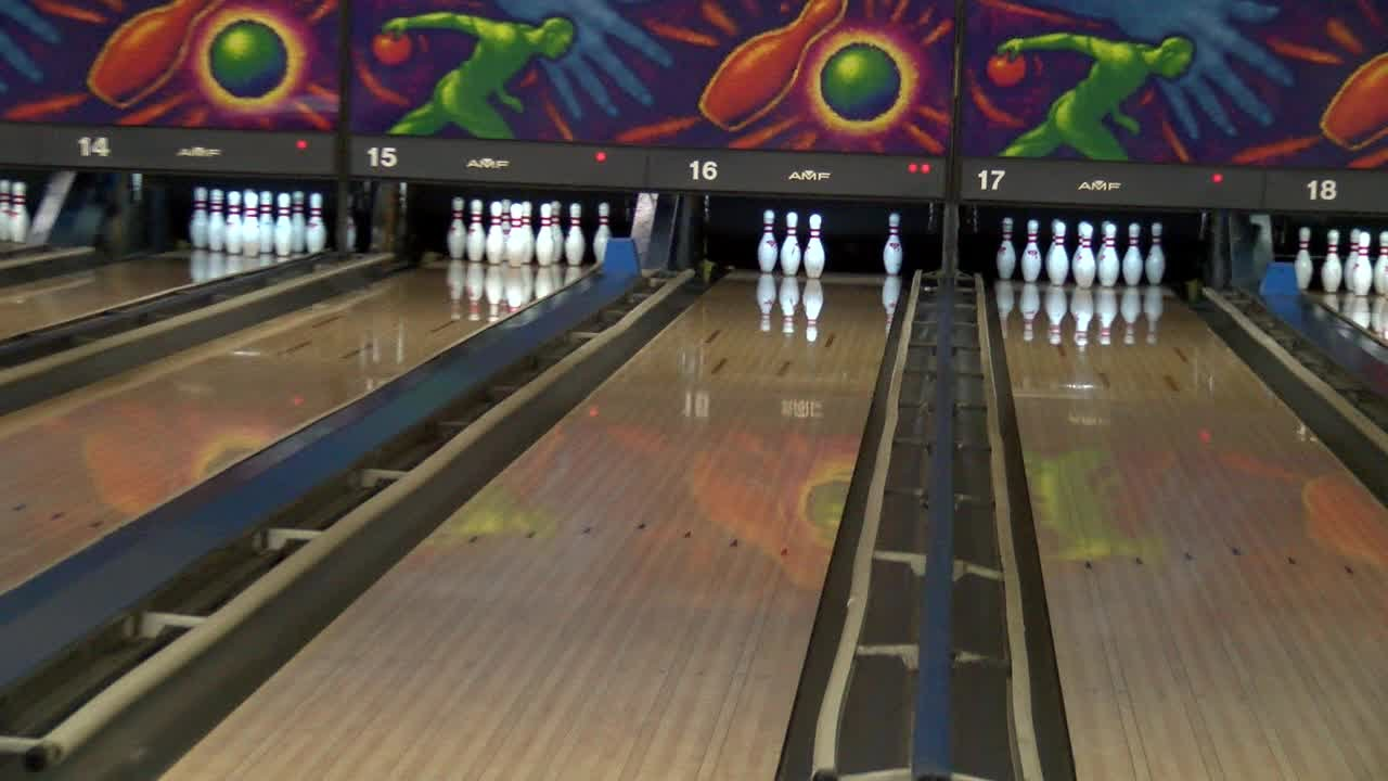 Local bowling alleys