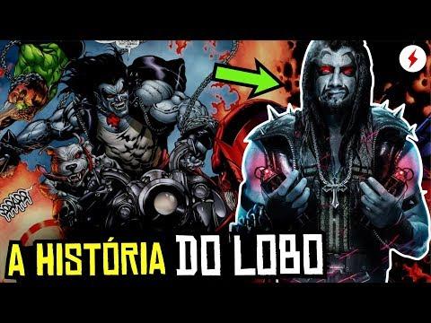 A HISTÓRIA DO LOBO - O MERCENÁRIO TAGARELA DA DC COMICS   Espaço Nerd