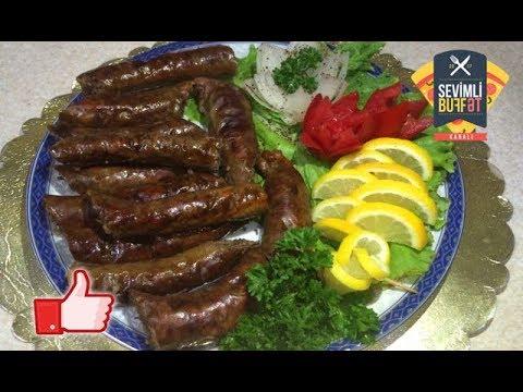Ev şəraitində Xan kababının hazırlanması (ev usulü han kebap) (хан кебаб в домашних условиях)